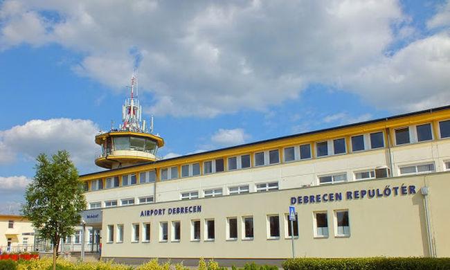 Magasabb készültségi fokozat a debreceni repülőtéren