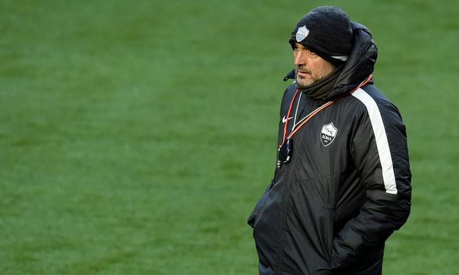A Roma edzője a lehetetlent kérte a játékosaitól a Real ellen