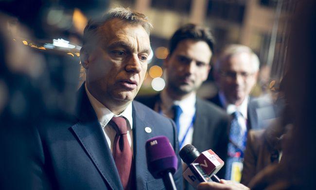 Orbán Viktor: az Unió döntött, lezárják a nyugat-balkáni migrációs útvonalat