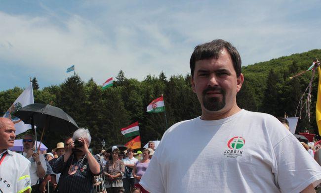 Kitiltották a Jobbik alelnökét Romániából