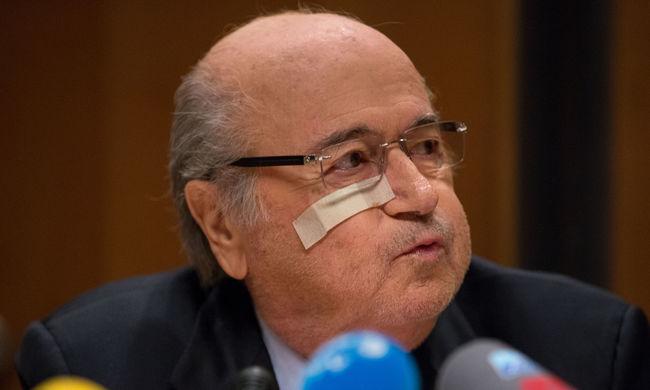 Bizonyítékot találtak a volt FIFA-elnök bűnösségére