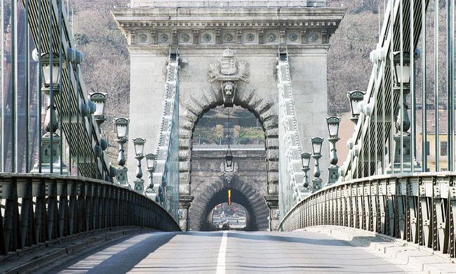 Hatalmas dugók lesznek Budapesten, évekig nem lehet használni a Lánchidat