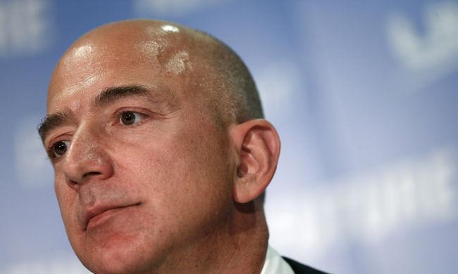 A szaúdi hatóságok meghackelték az Amazon alapítójának mobiltelefonját