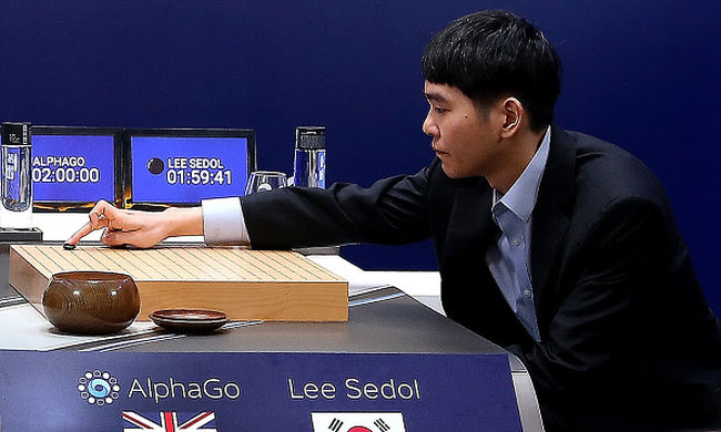 Csak a negyedik meccsen sikerült legyőzni a mesterséges intelligenciát go játékban