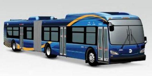 Ingyenes Wi-Fi és USB csatlakozók is lesznek az új buszokon