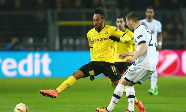 Kiütötte a Dortmund a Tottenhamet