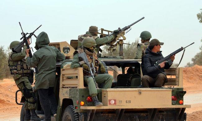 Ismét terroristákat öltek meg a tunéziai hatóságok