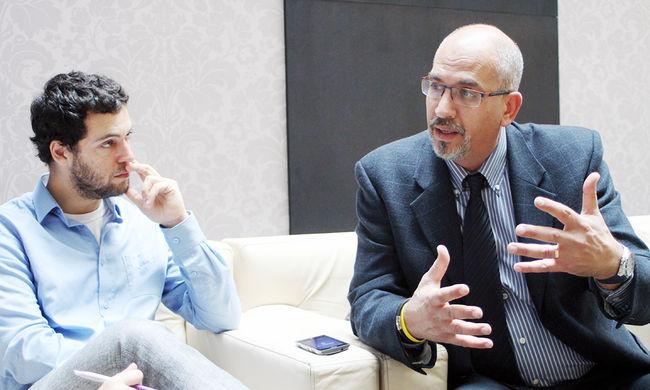 A gazdaságot és az előítéleteket is szeretnék megváltoztatni - interjú
