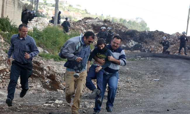Az izraeliek fele kiutasítaná a palesztinokat