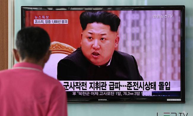 Kim Dzsong Un irányította az új észak-koreai szuper rakétát