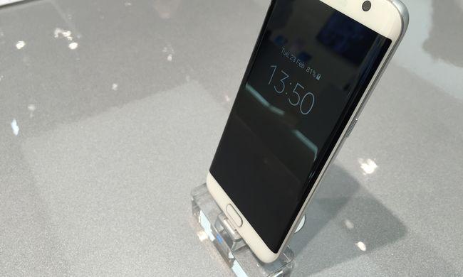 Előrendelési rekordot döntöttek a Samsung új, csúcskategóriás telefonjai