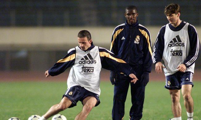 A későbbi Barcelona sztár szerint bőrszíne miatt utálták ki Madridból