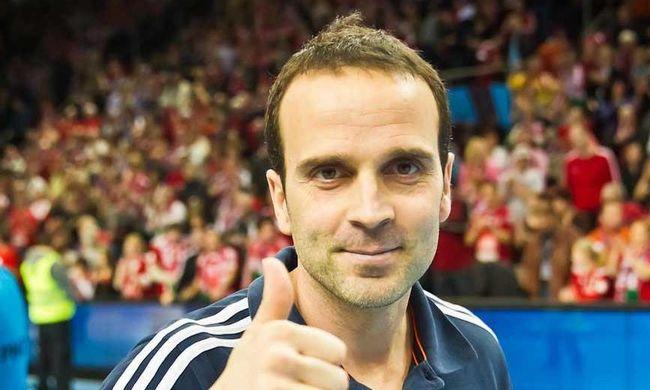 A Veszprém edzője lesz a kézilabda válogatott szövetségi kapitánya