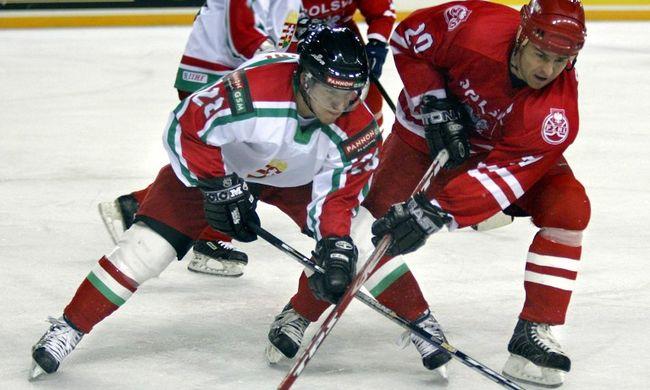 Agyvérzést kapott a magyar válogatott jégkorongozó