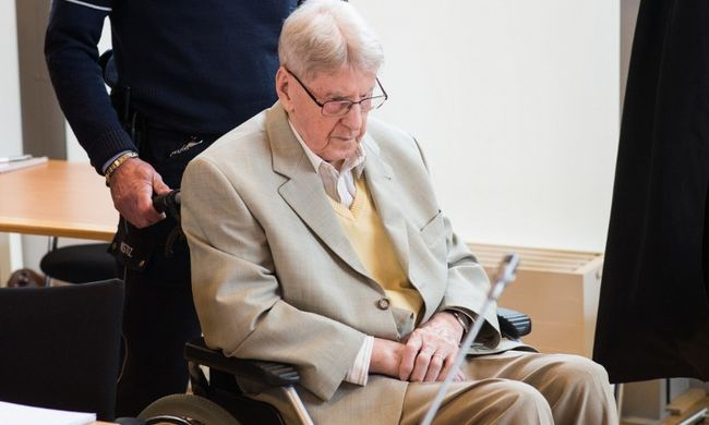 Túlélte Mengele mérgét az anyaméhben, most az SS-őrt vádolta