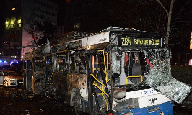 Drámai képek a törökországi robbantás után - képgaléria!