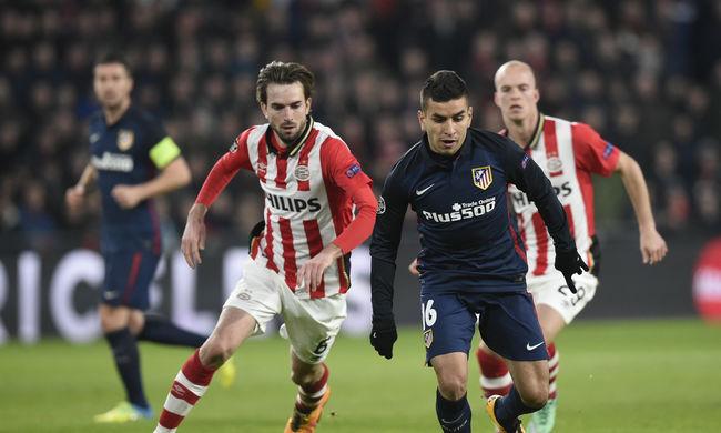 A Manchester Citynek könnyű, az Atlético Madridnak nehéz dolga lesz a BL-ben