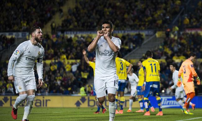 Hiába nyert a Real Madrid, Zidane elégedetlen - videó