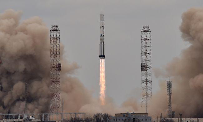 Útnak indult a Marsra az orosz-európai ExoMars űrszonda