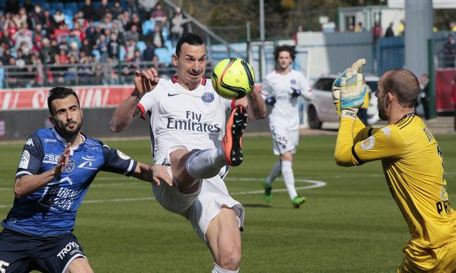 Rekordot állított fel a PSG, kilenc gólt rúgva lettek bajnokok márciusban