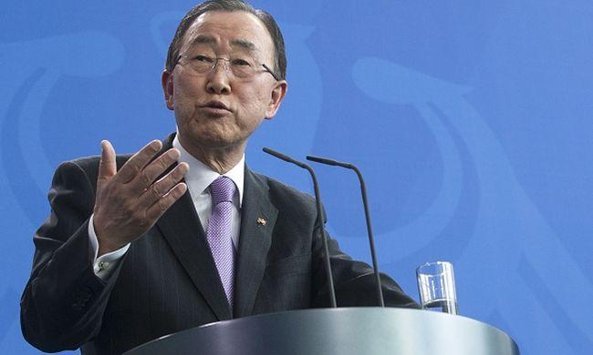 Millióan tüntettek az ENSZ főtitkár ellen
