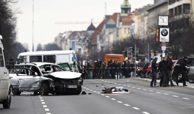 Merénylet Berlinben: egy török drogkereskedőt robbantottak fel