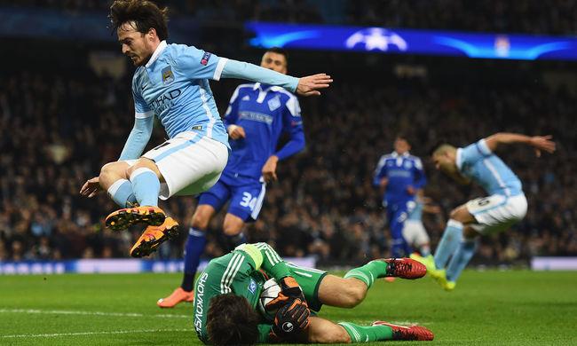 BL: továbbjutott a Manchester City, de elvesztette két védőjét
