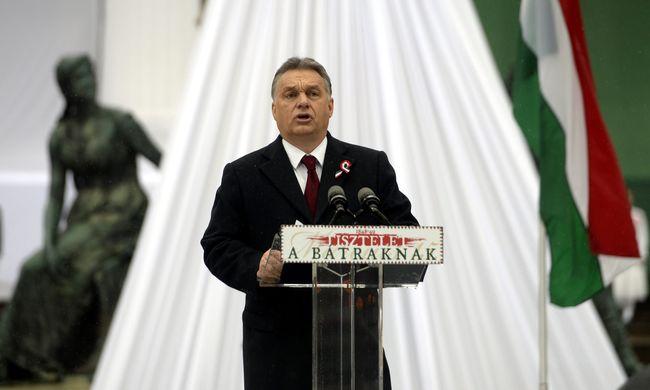 Orbán Viktor: nem engedjük, hogy megmondják, kit engedjünk be a hazánkba