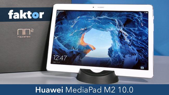 Megmentheti a házibulit - Huawei Mediapad M2 10.0 teszt videóval