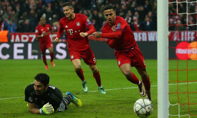 BL: a Bayern München szenzációs meccsen, hosszabbításban ütötte ki a Juventust