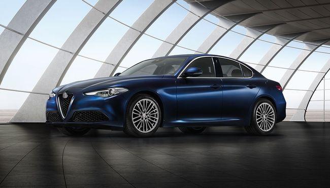 Áprilistól kapható az Alfa Romeo új modellje, a Giulia