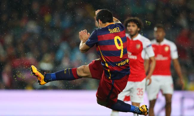 BL: a Barcelona gyönyörű gólokkal nyert az Arsenal ellen