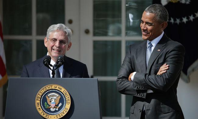 Megvan a név: őt nevezi ki Obama a legfelsőbb bíróság új tagjává