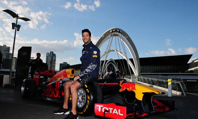 A Red Bull teljesen másképp védené meg a pilóták fejét, mint a Ferrari