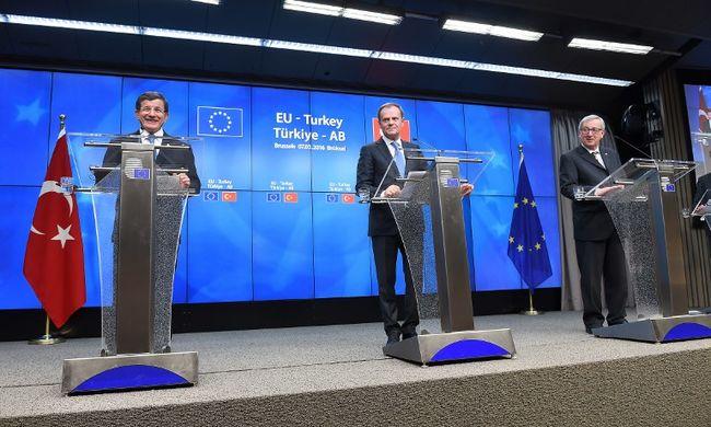 Ezek az országok akadályozhatják meg az EU-Törökország alkut