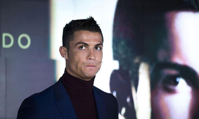 Ennyi korty teát tud meginni Cristiano Ronaldo anélkül, hogy megzavarnák - videó