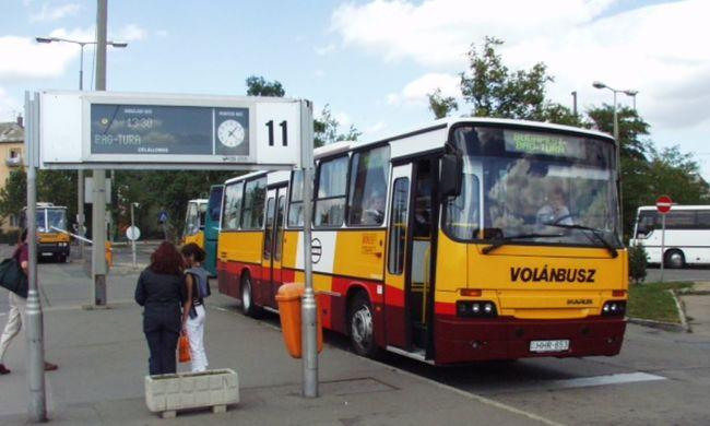 Elmarad a jövő hétre tervezett Volán-sztrájk