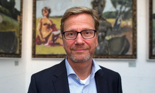 Meghalt Guido Westerwelle volt német külügyminiszter