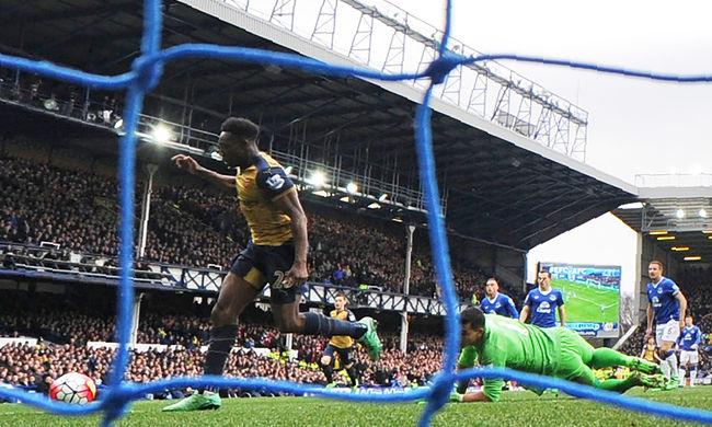 Két góllal nyert az Arsenal