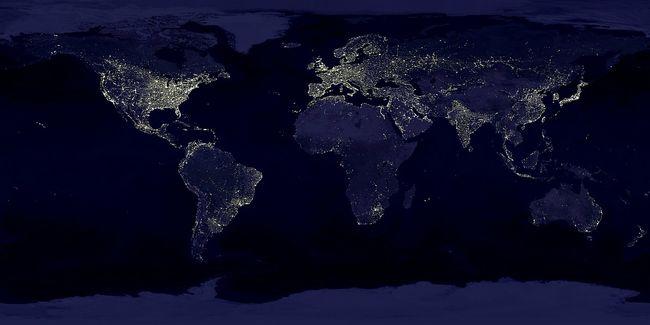 Ma van a Föld órája, lekapcsolják a díszkivilágítást