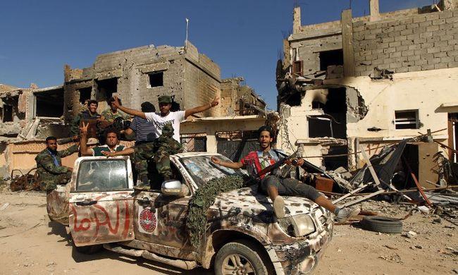 Megbukhat az Iszlám Állam stratégiája Líbiában