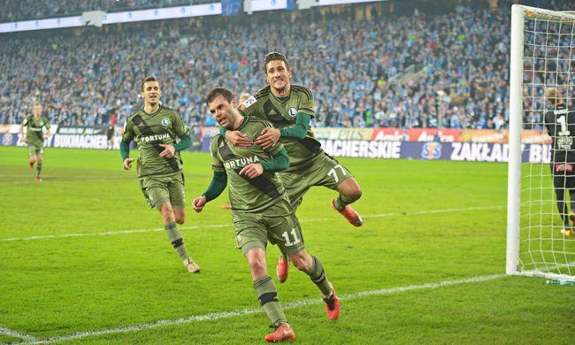 Nikolics két gólt lőtt, majd üzent az ellenfél edzőjének