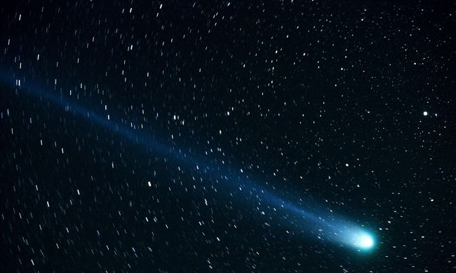 Kriptont és xenont találtak egy üstökösön