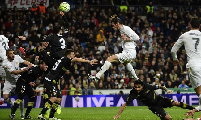 C. Ronaldo, Benzema és Bale is gólt lőtt, simán nyert a Real - videó