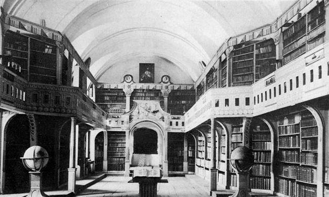 A román állam restaurálná a gyulafehérvári Batthyáneum könyvtárat