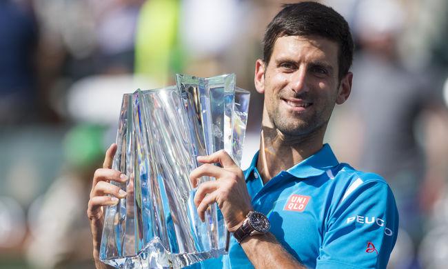 Djokovics szerint a női teniszezők nem érdemelnek annyi pénzt, mint a férfiak