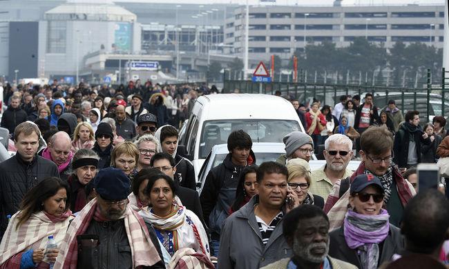 Toborzásba fogtak a múlt heti merényletek után a brüsszeli iszlamisták