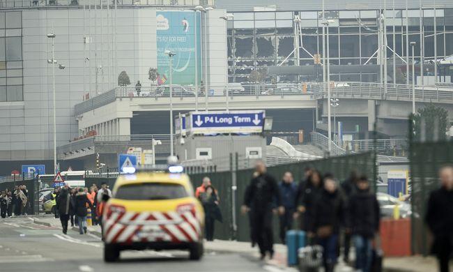 A belga fociválogatott lemondta az edzését a robbantások után