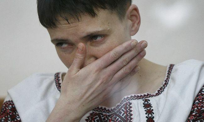 22 év börtönt kapott az ukrán pilótanő