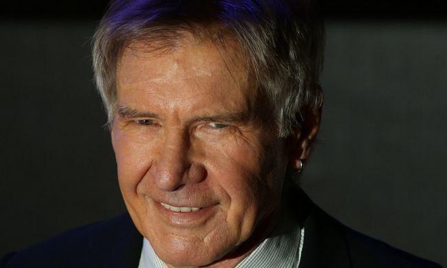 Harrison Ford újra Indiana Jones lesz, de csak ha Spielberg rendezi